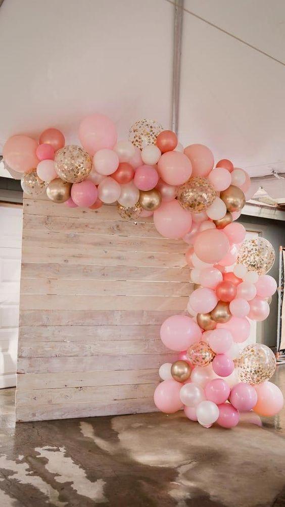 Arco de Balões Desconstruído | Oficina de Sonhos - Animação e Decoração de Eventos Algarve