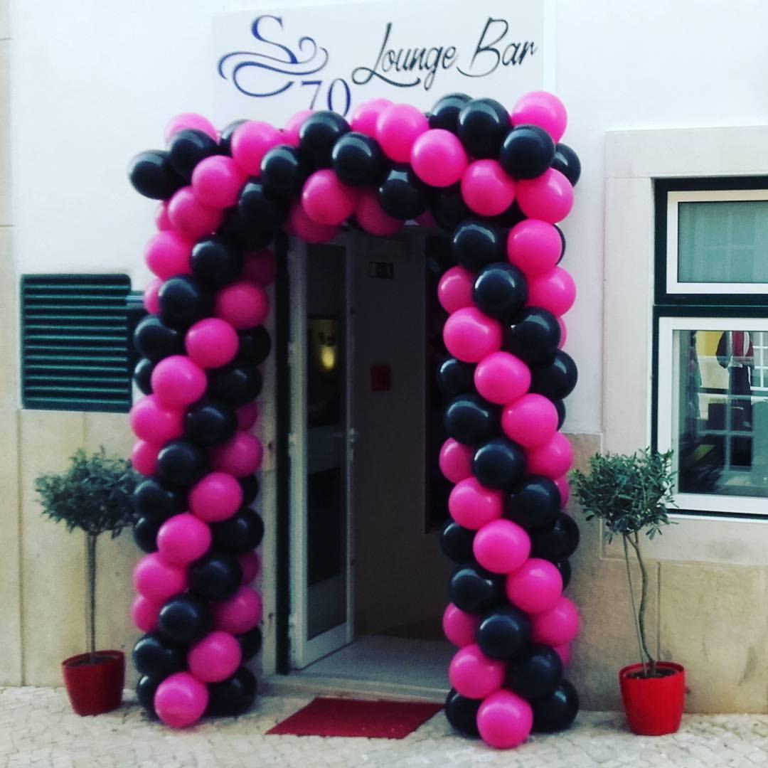 Arco de Balões   Oficina de Sonhos - Animação e Decoração de Eventos Algarve