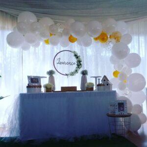 Decoração Temática Batizado | Oficina de Sonhos - Animação e Decoração de Eventos Algarve