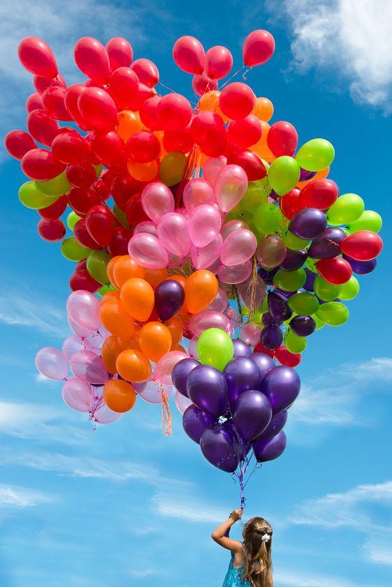 Largada de Balões   Oficina de Sonhos - Animação e Decoração de Eventos Algarve