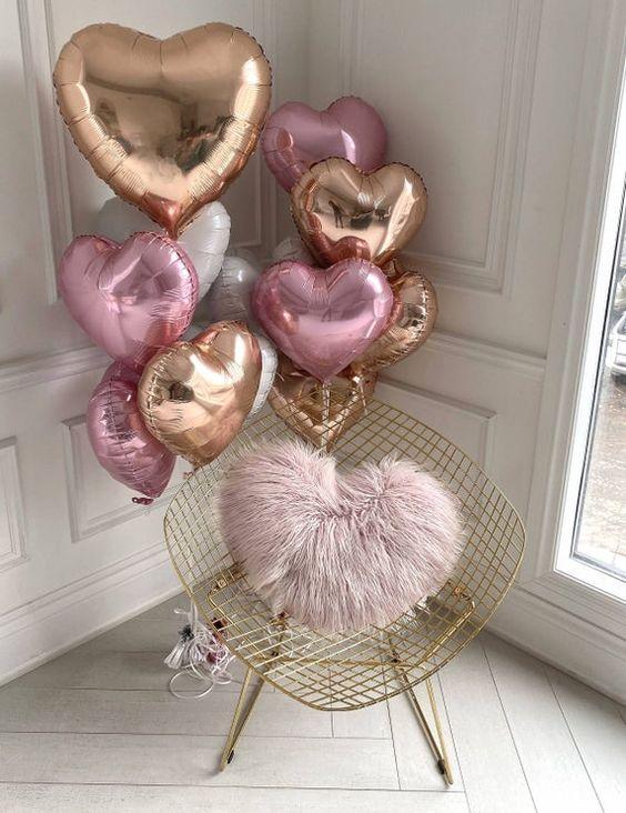 Balão Coração | Supresas com Balões - Algarve