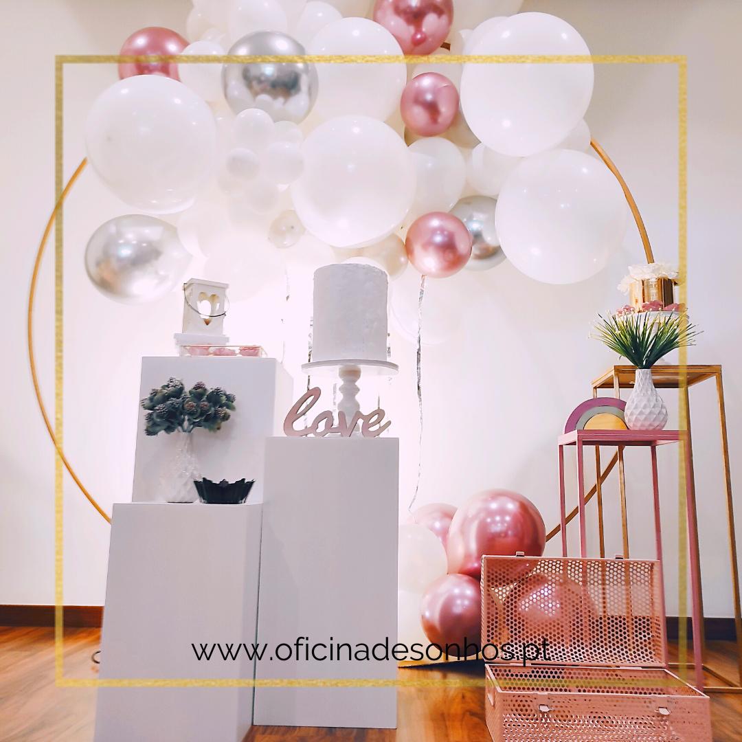 Decoração Personalizada | Oficina de Sonhos - Animação e Decoração de Eventos Algarve