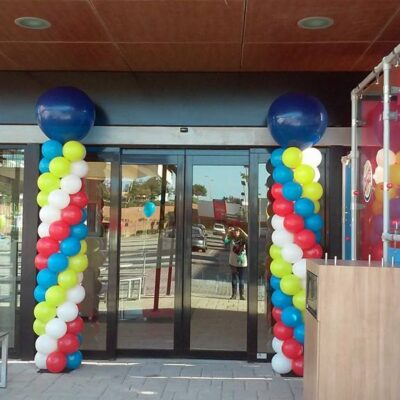 Decoração com Balões Lojas Oficina de Sonhos