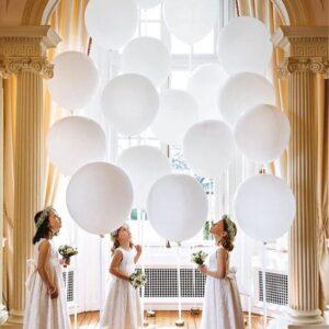 Balões Gigantes Casamentos | Oficina de Sonhos - Animação e Decoração de Eventos Algarve