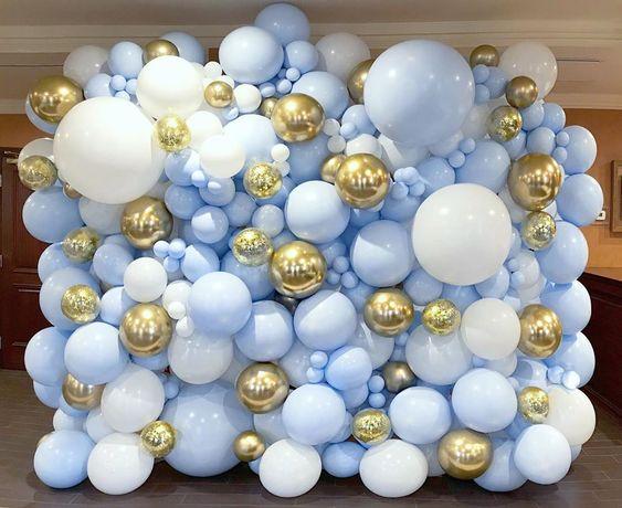 Parede de Balões Casamentos   Oficina de Sonhos - Animação e Decoração de Eventos Algarve
