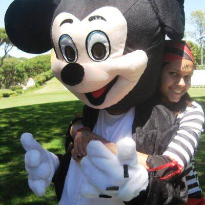 Mascote Mickey