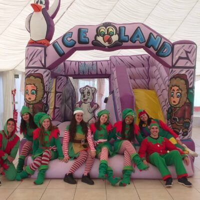 Festas de Natal para Empresas no Algarve - Natal - Animação Infantil Algarve