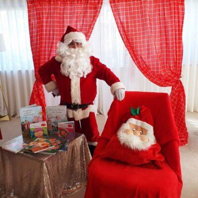Pai Natal algarve