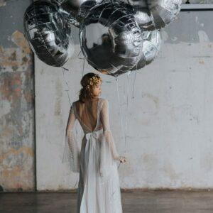 Balões Foil Gigantes Weddings | Oficina de Sonhos - Animação e Decoração de Eventos Algarve
