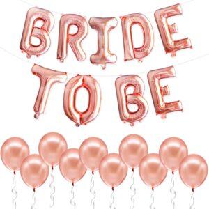 Balões Bride to Be   Oficina de Sonhos - Animação e Decoração de Eventos Algarve