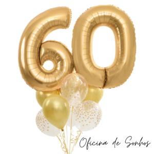 Bouquet de Balões Numero