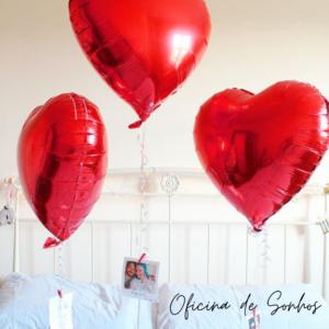 Decoração Balões Casamentos | Surpresas com Balões Algarve - Oficina de Sonhos