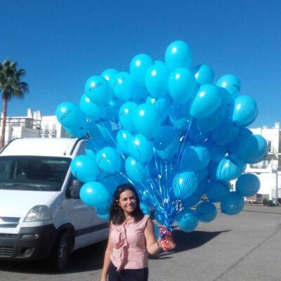 Decoração de Balões- entrega de balões - SERVIÇOS DE ANIMAÇÃO INFANTIL ALGARVE